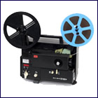 Super 8 Cine Film Projector
