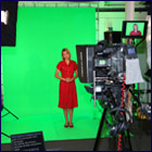 Green Screen Chroma key Blue screen video Crawley Sussex London